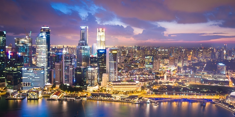 Singapore vẫn là thị trường an toàn để đầu tư BĐS