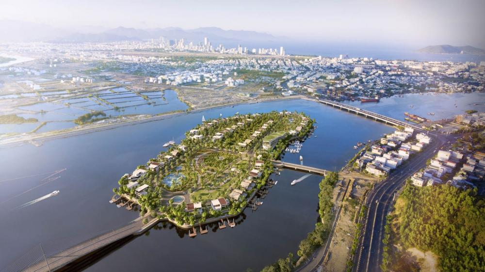 Chi tiết Lotus Island