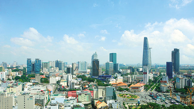 15,000 new apartments to enter HCMC real estate market