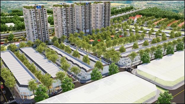 dự án Thang Long Home – Hiệp Phước