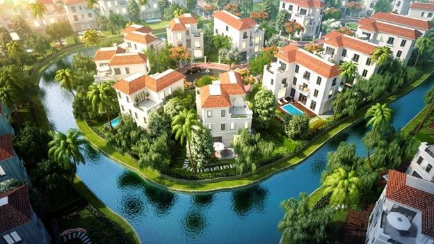 biệt thự nghỉ dưỡng biển BRG Coastal City