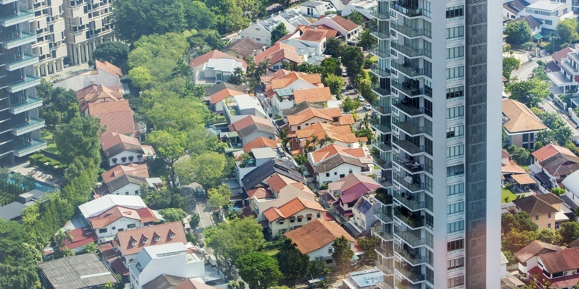 Singapore's housing market rebound fuelled by local demand