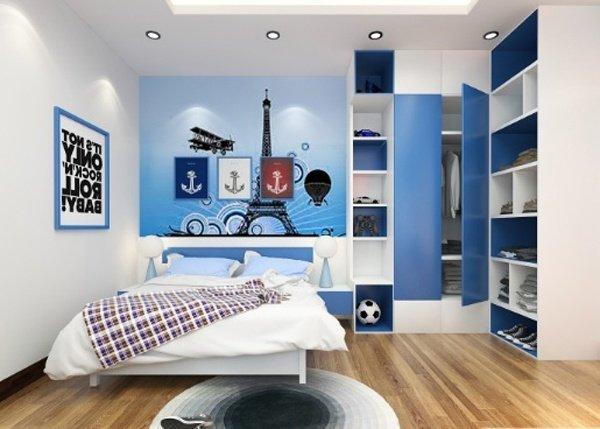 phòng ngủ dành cho bé