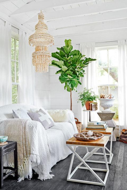 Bố trí nội thất phòng khách ấm áp trong tiết trời se lạnh - Ảnh minh hoạ 9