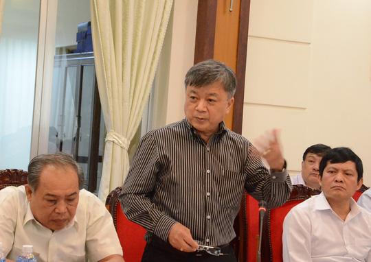 Ông Trương Trọng Nghĩa, luật sư, ĐBQH Tp.HCM