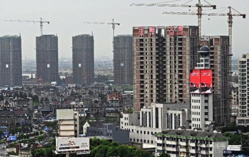 Trung Quốc: Thị trường nhà đất có thêm tín hiệu lạc quan