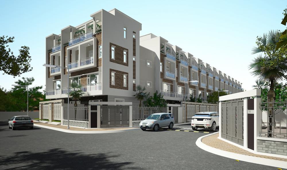 Dự án Vạn Xuân Land Dream Home