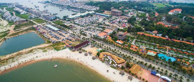 Quảng Ninh: Quy hoạch Khu du lịch giải trí quốc tế Tuần Châu
