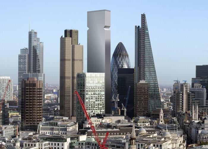Giá thuê văn phòng tại London dẫn đầu châu Âu
