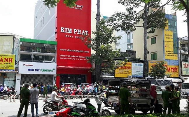 công ty bất động sản Kim Phát