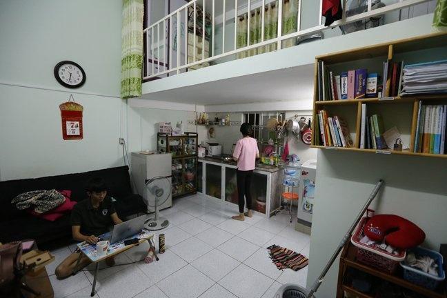 nhà thương mại 25m2