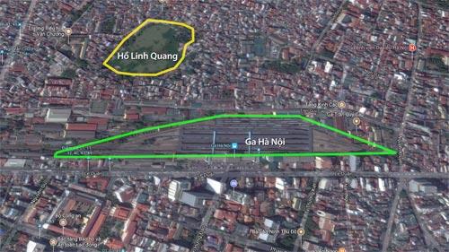 Quy hoạch ga Hà Nội: