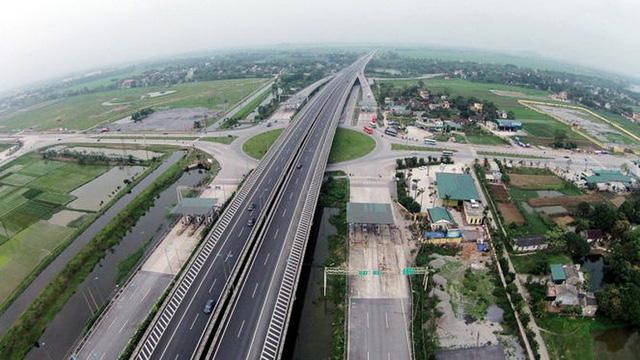 Cần hơn 118.000 tỉ đồng cho một số đoạn cao tốc Bắc - Nam