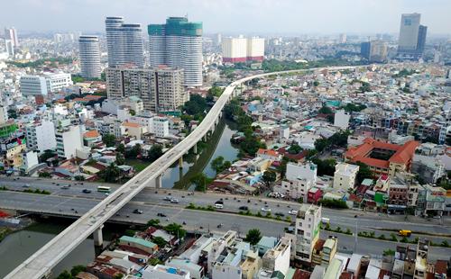 Tp.HCM đề nghị Bộ Tài chính hoàn trả tiền tạm ứng làm tuyến metro số 1
