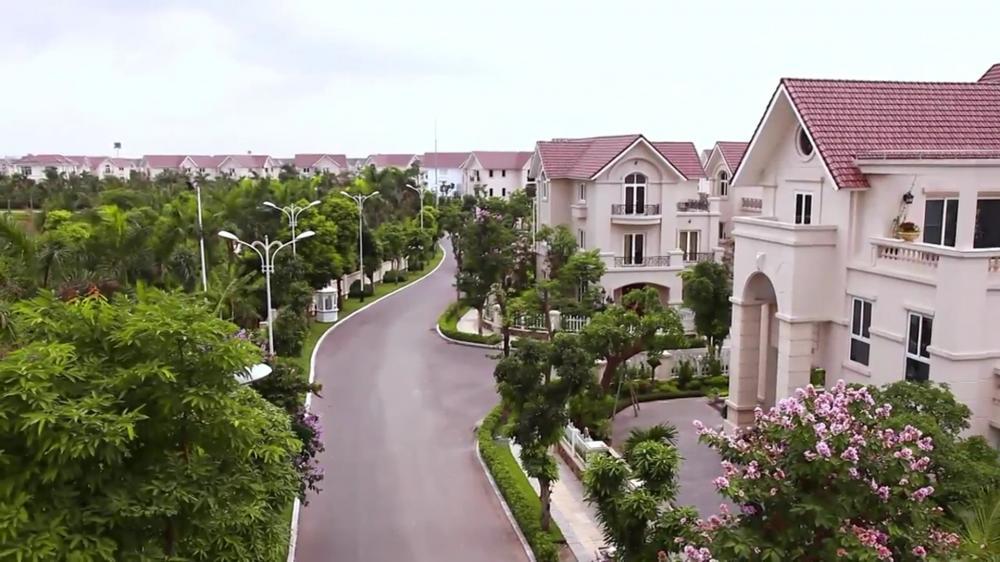 Long Biên (Hà Nội): Cuộc đổ bộ thành công của biệt thự sinh thái