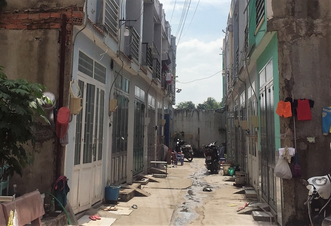 Nhiều hộ dân tại Hóc Môn khốn đốn vì mua nhà qua Thừa phát lại