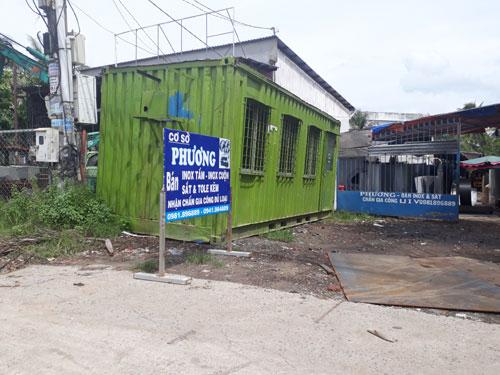 Phát hiện hơn 800 trường hợp xây dựng không phép tại Tp.HCM