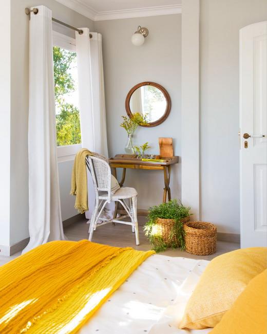 Ứng dụng quy luật phối màu 60-30-10 trong trang trí, thiết kế nội thất - Ảnh minh hoạ 4
