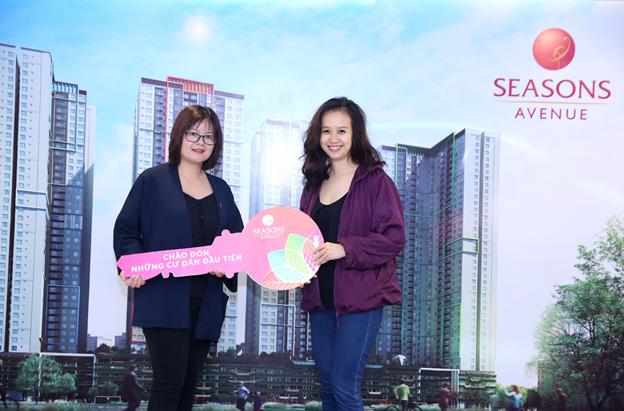 Dự án chung cư chuẩn Singapore chào đón những cư dân đầu tiên