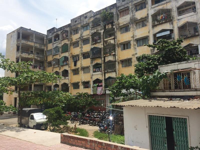 đầu tư chung cư cũ