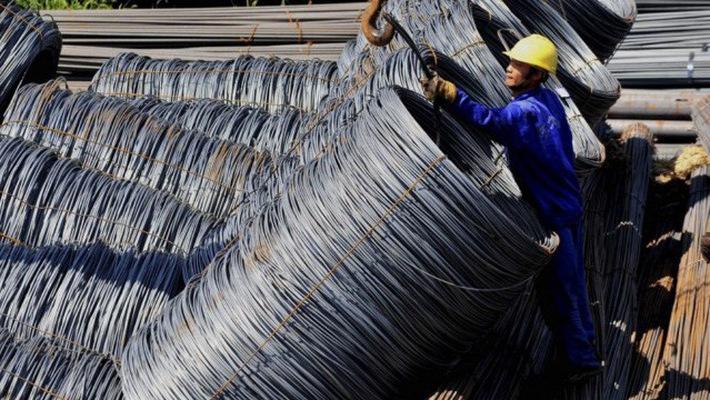 4% thép Việt Nam xuất khẩu sang Mỹ có mã HS trùng với thép Trung Quốc
