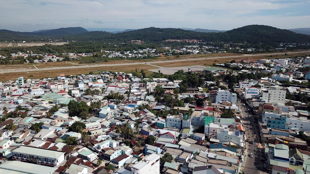 Giá đất tại thị trấn Dương Đông