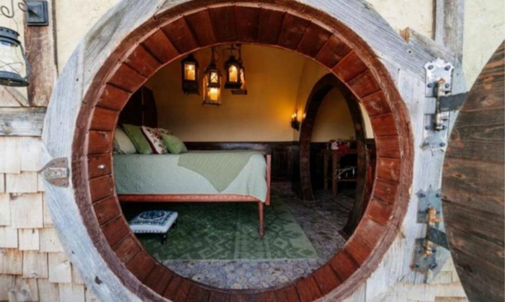 Ngôi nhà Hobbit