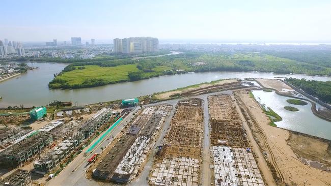 Tổng kết TTBĐS 2017 (kỳ 2): Đất nền tăng giá cục bộ tại Hà Nội và Đà Nẵng