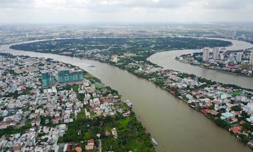 Đại lộ ven sông Sài Gòn