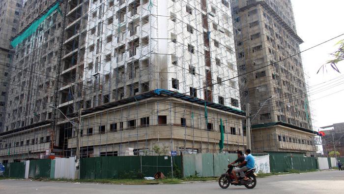 Dự án nhà ở xã hội HQC Nha Trang