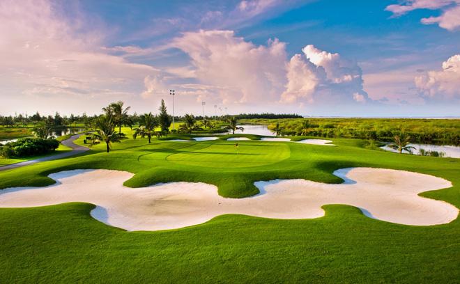 Sân golf BRG Ruby Tree Golf Resort
