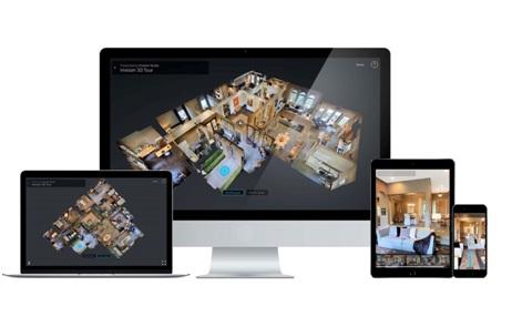 Công nghệ thực tế aỏ 3D giải pháp cho sales bất động sản