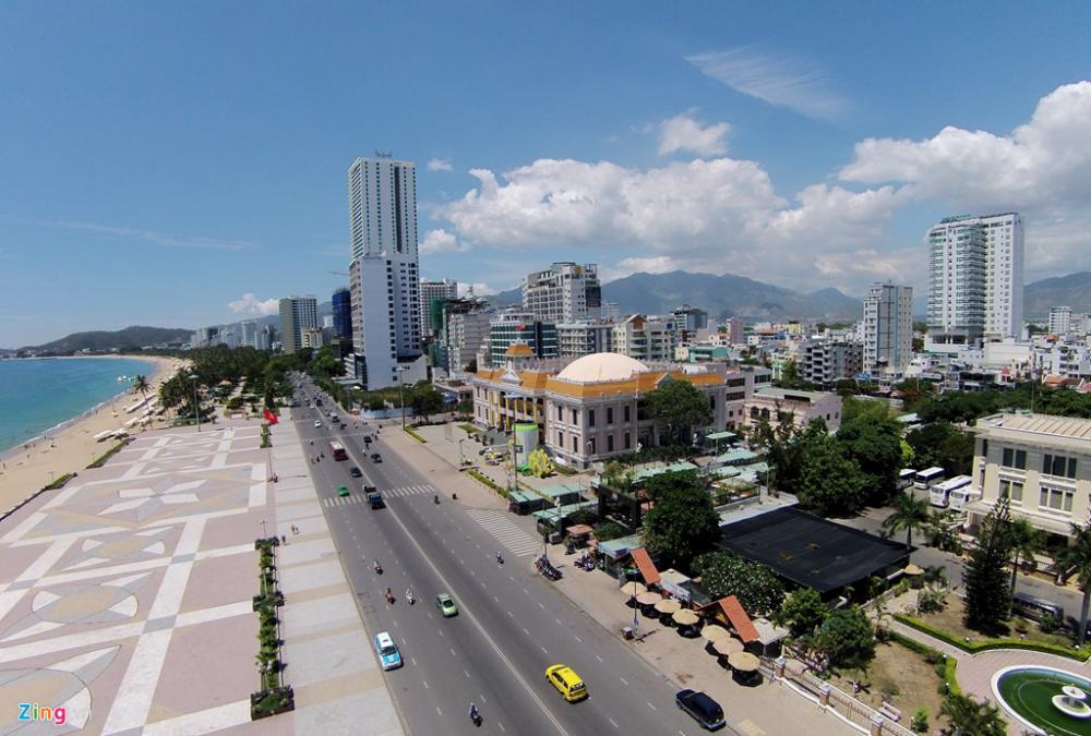 Nhà phố, đất nền trung tâm TP. Nha Trang giá 300 triệu đồng/m2