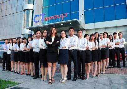 CBNV tại C.T Group