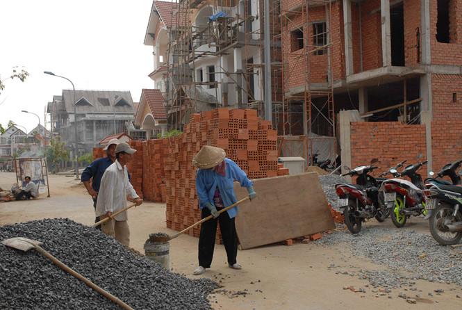 xây dựng không phép