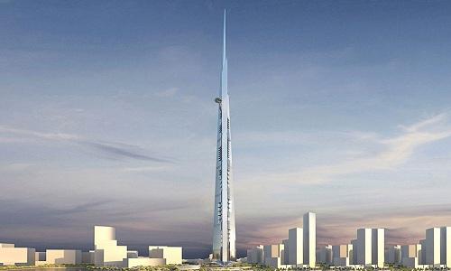 tòa tháp cao nhất thế giới