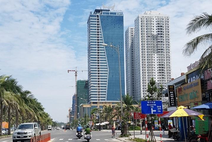Dự án Khu tổ hợp khách sạn và căn hộ chung cư cao cấp Mường Thanh