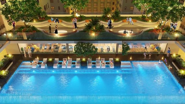 Hồ bơi Tropics Pools