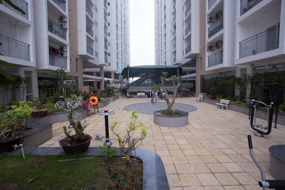 căn hộ Oriental Plaza