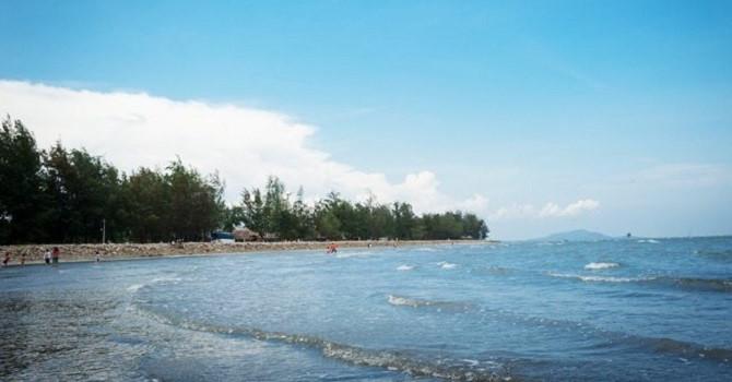 Khu đô thị du lịch biển Cần Giờ