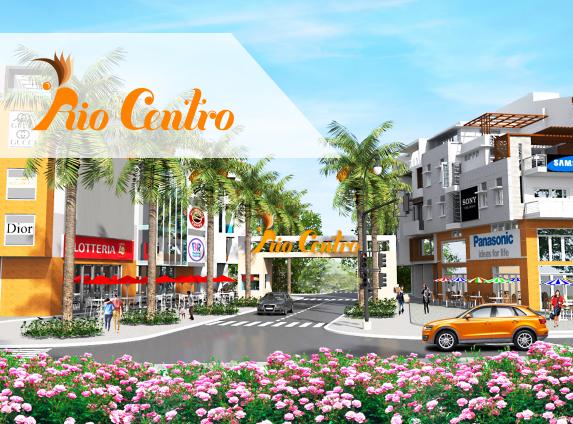 Phối cảnh Rio Centro Gò Cát