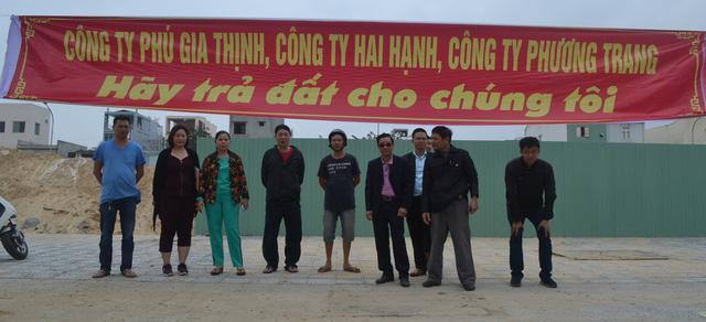 mua đất tại dự án của công ty Phương Trang