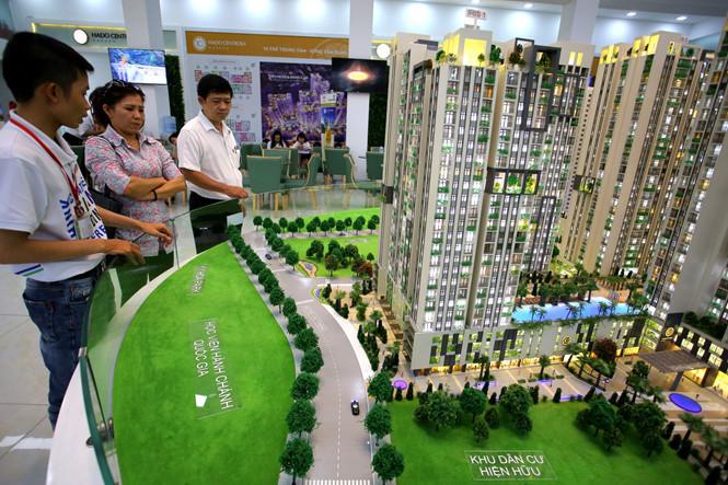 dự án chung cư Hồng Lĩnh
