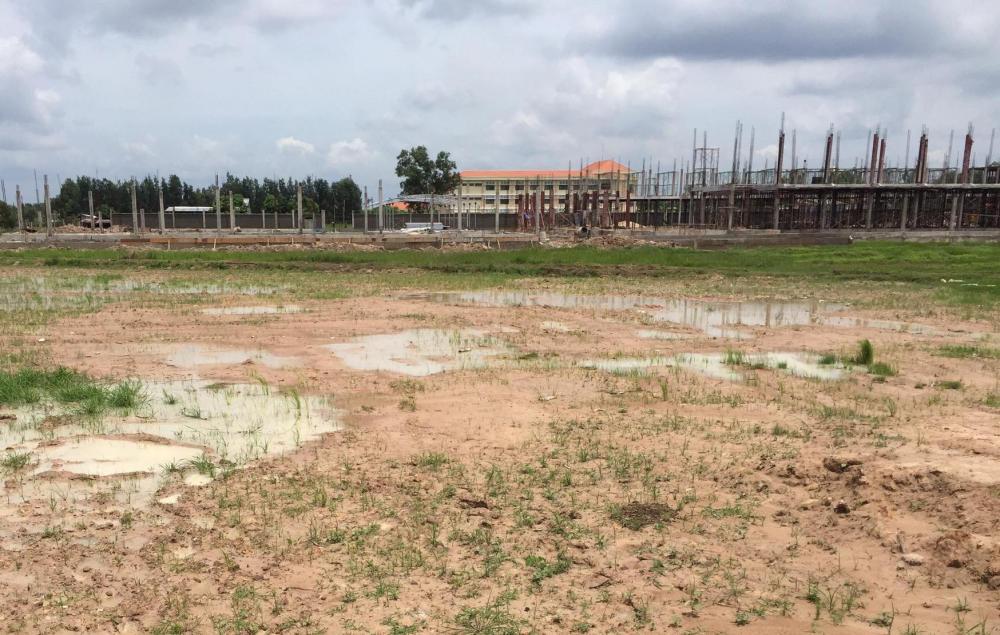 nhà đầu tư găm đất