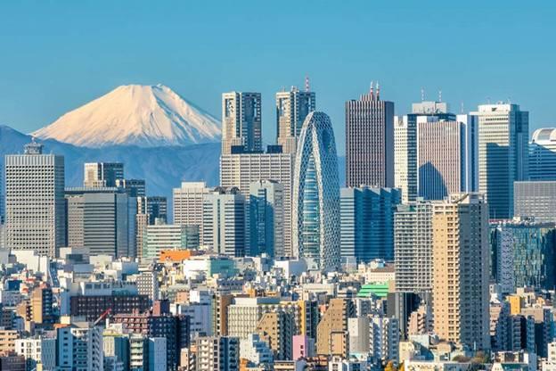 bất động sản Nhật Bản