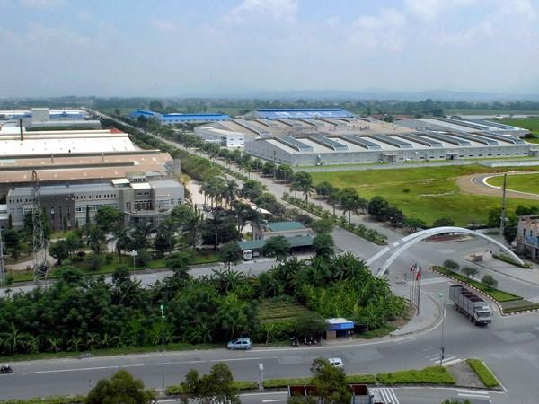 Thêm 4 dự án FDI mới đầu tư vào các khu công nghiệp ở Vĩnh Phúc