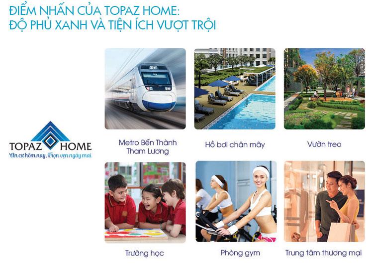 dự án Topaz Home 2