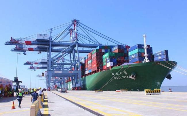 Cảng Quốc tế Sao Biển
