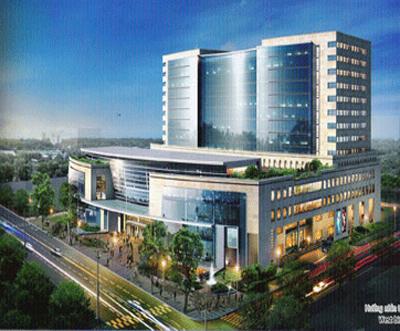 Dự án trung tâm thương mại Bắc Ninh