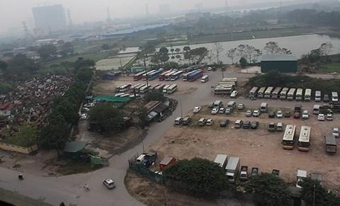 dự án khu đô thị mới Thịnh Liệt đắp chiếu